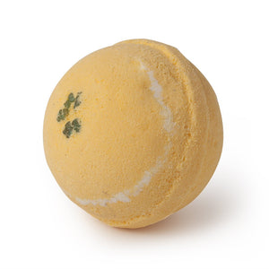 """CRAZY LEMONY"" BATH BOMB"