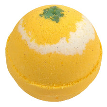 "Load image into Gallery viewer, ""CRAZY LEMONY"" BATH BOMB"