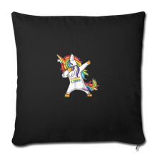 "Load image into Gallery viewer, ""SLAY"" PILLOW COVER - black"
