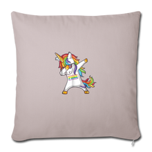 "Load image into Gallery viewer, ""SLAY"" PILLOW COVER - light taupe"