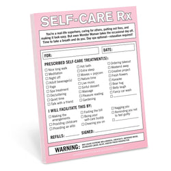 12175 | Self-Care RX Nifty Note