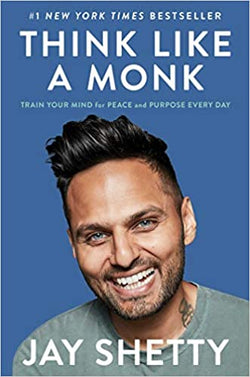 Think Like a Monk (Hardcover)