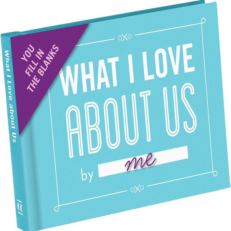 50074 What I Love About Us Book