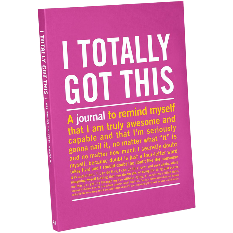 50144 I Totally Got This Inner-Truth® Journal