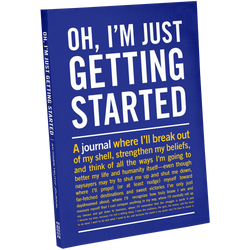 50169 Oh, I'm Just Getting Started Inner-Truth® Journal