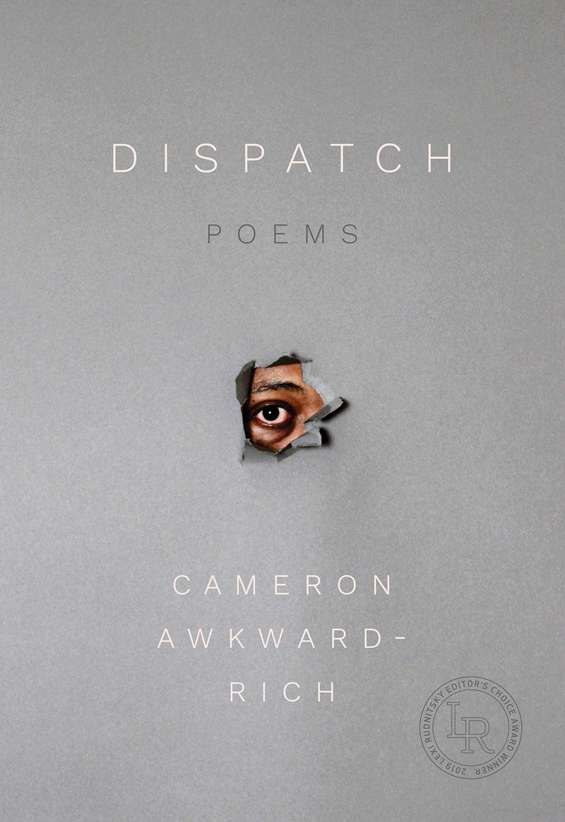 Dispatch: Poems by Cameron Awkward-Rich (Paperback)