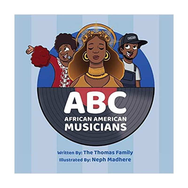 ABC of African American Musicians (Hardcover)
