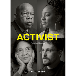 Activist: Portraits of Courage (Hardcover)
