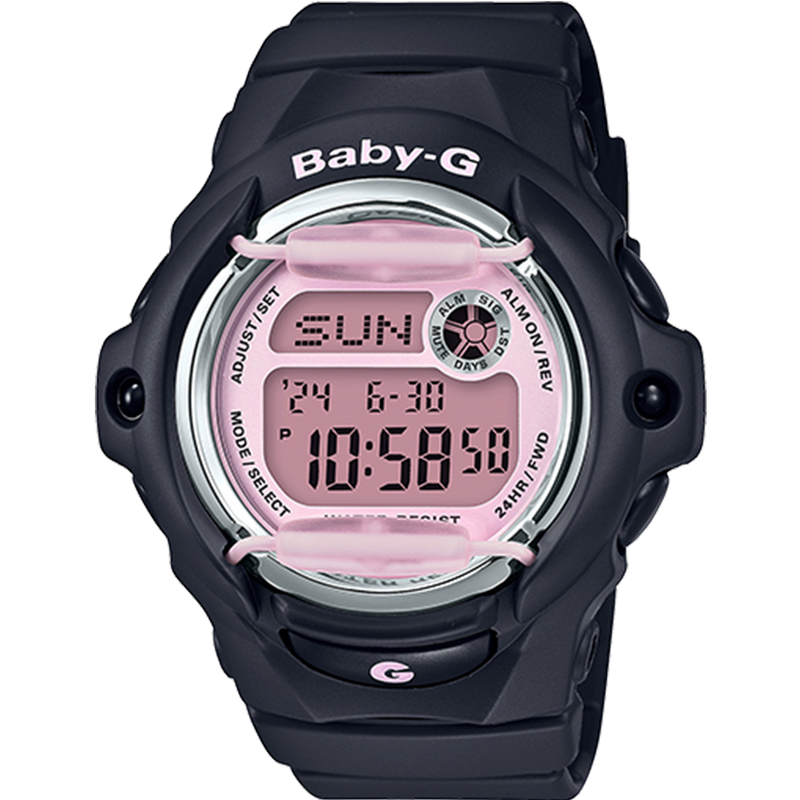 BG169M-1 Baby G Watch