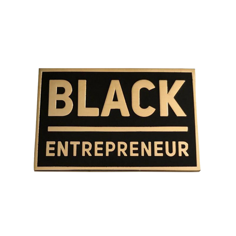 BLACK ENTREPRENEUR - RADICAL DREAMS LAPEL PIN