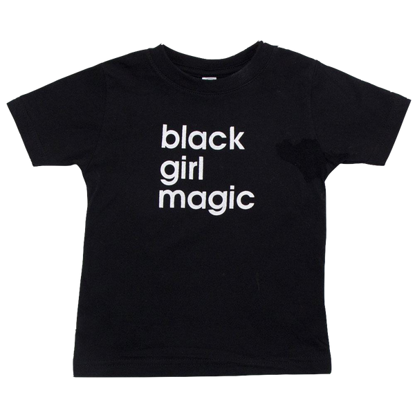 Black Girl Magic Toddler T-Shirt