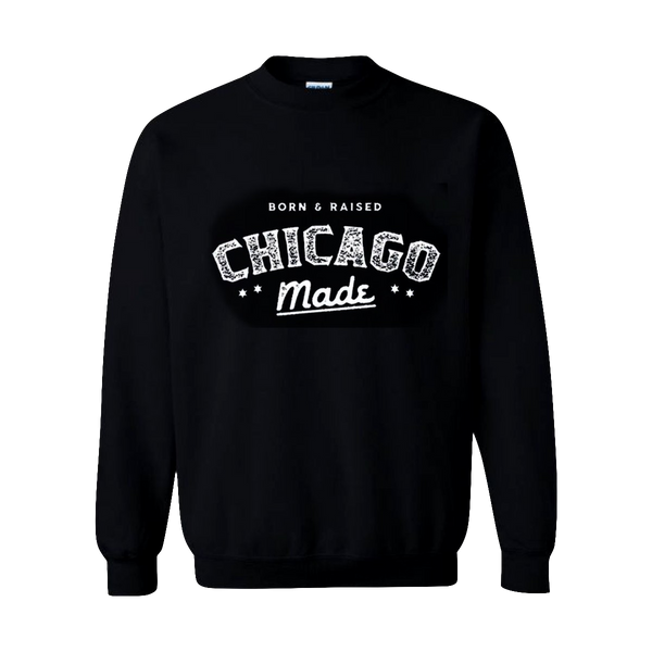 Born & Raised Crewneck