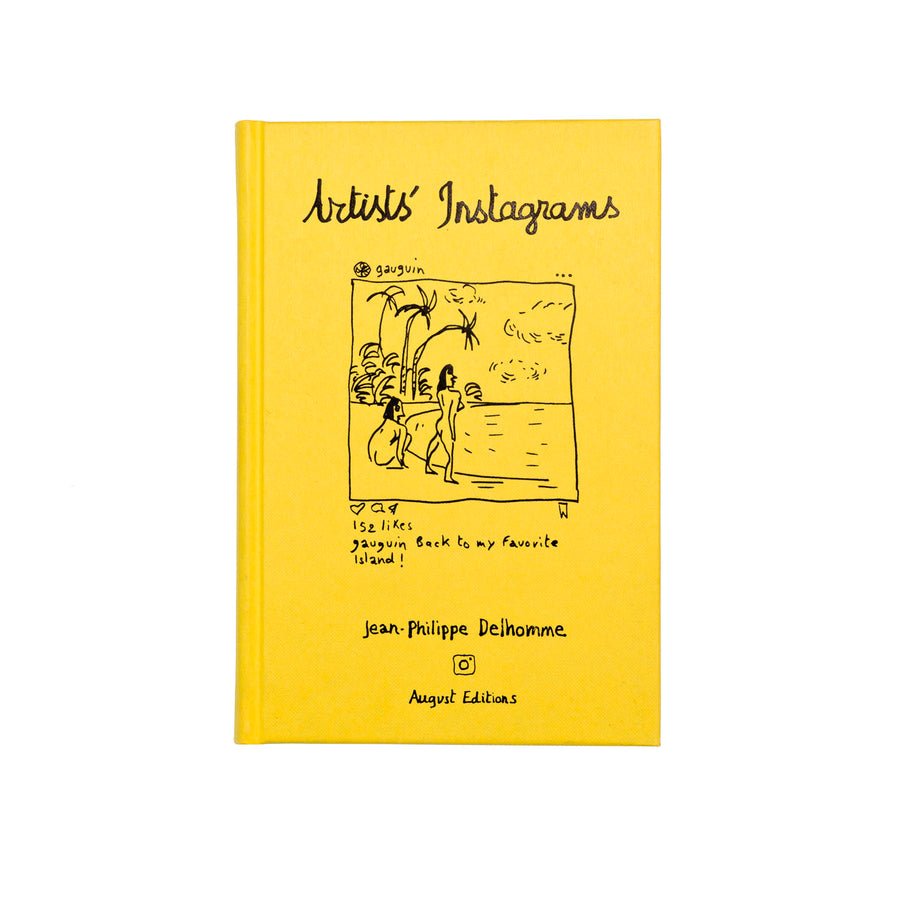 Jean-Philippe Delhomme: Artists' Instagrams (Hardcover)