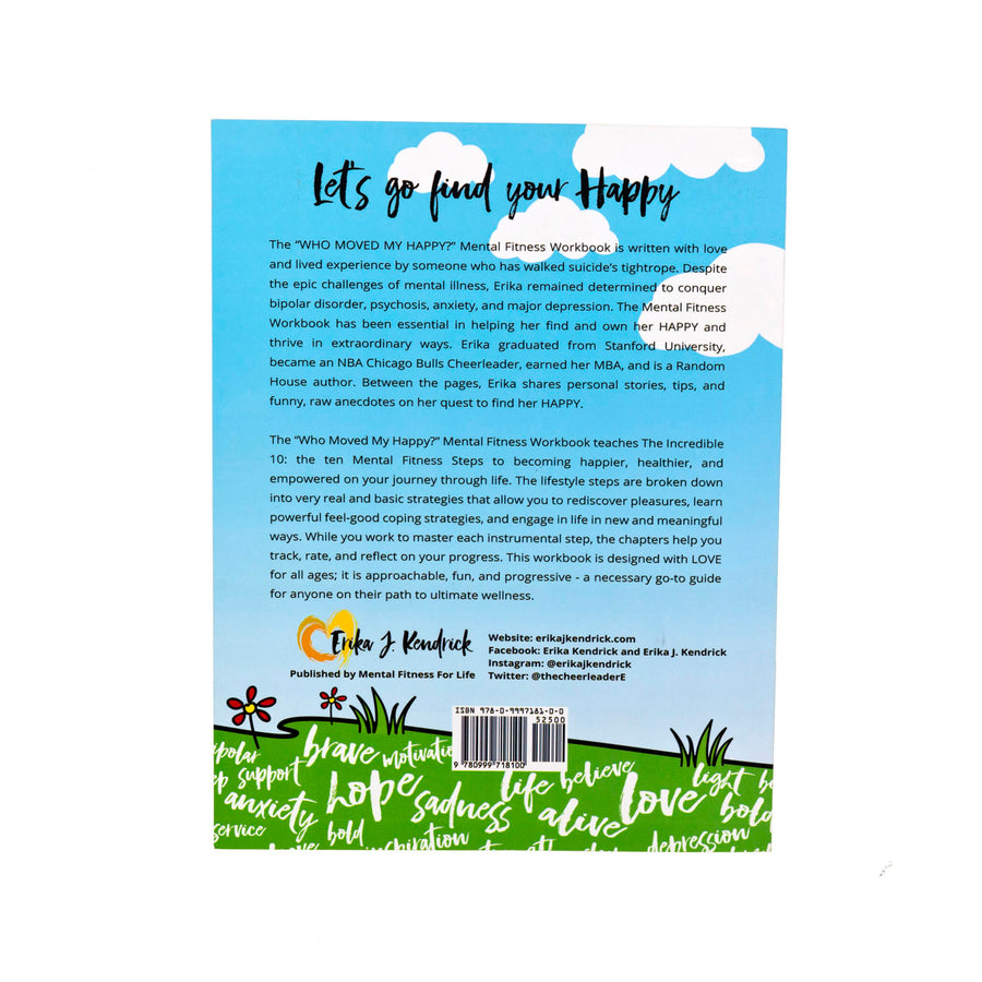 """Who Moved My Happy?"" The Mental Fitness Workbook (Paperback)"