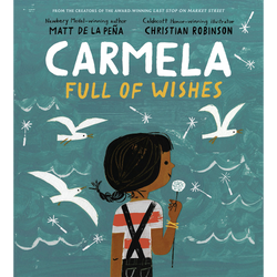 Carmela Full of Wishes (Hardcover)
