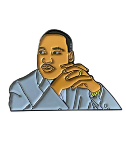 Dr. Martin Luther King Jr. Pin