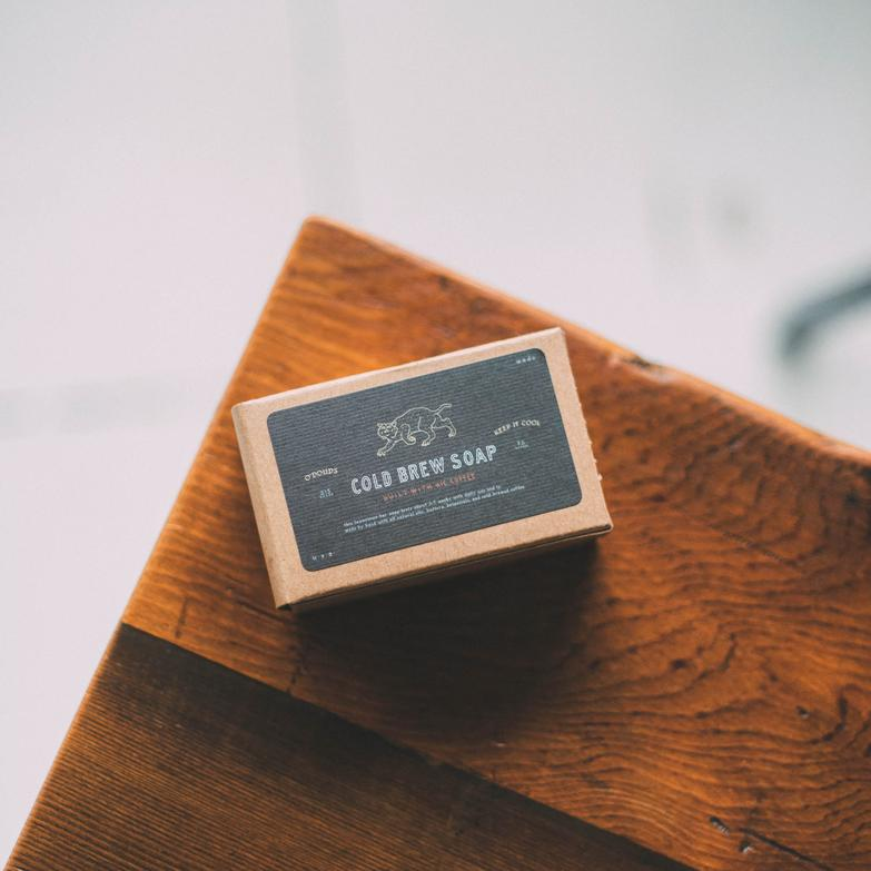 O'douds KIC Cold Brew Soap