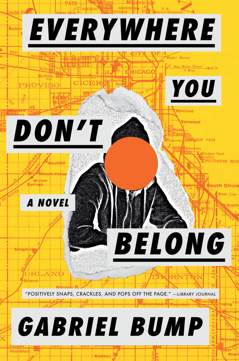 Everywhere You Don't Belong (Hardcover)