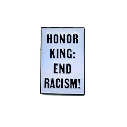 Honor King - Enamel Pin by Reformed School