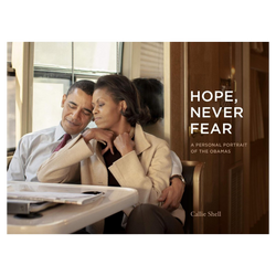 Hope, Never Fear (Hardcover)