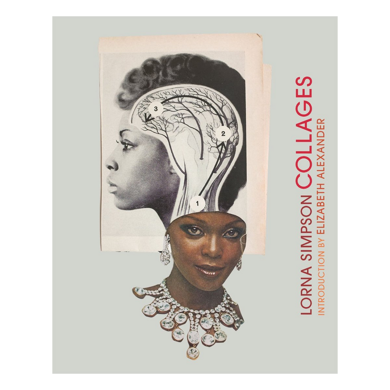 Lorna Simpson Collages (Hardcover)