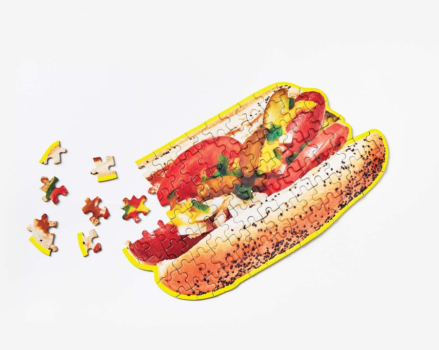 Little Puzzle Thing - Chicago Dog