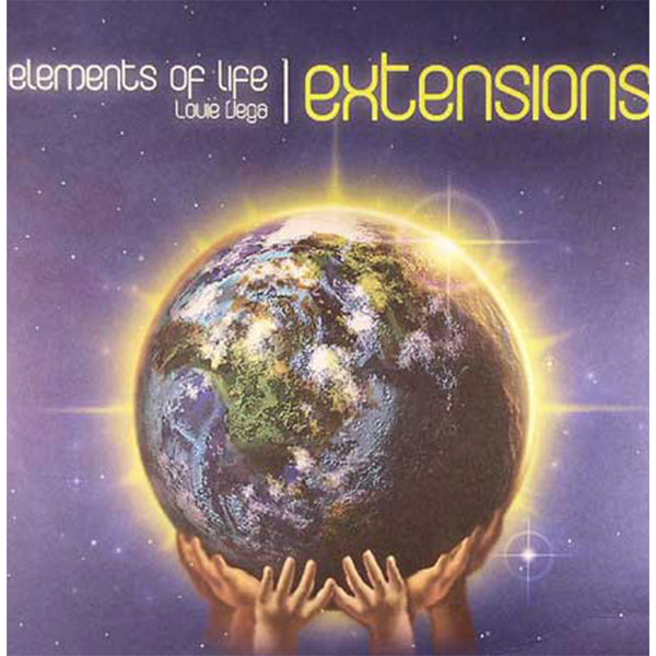 Louie Vega - Extensions: Elements Of Life (Part 2)