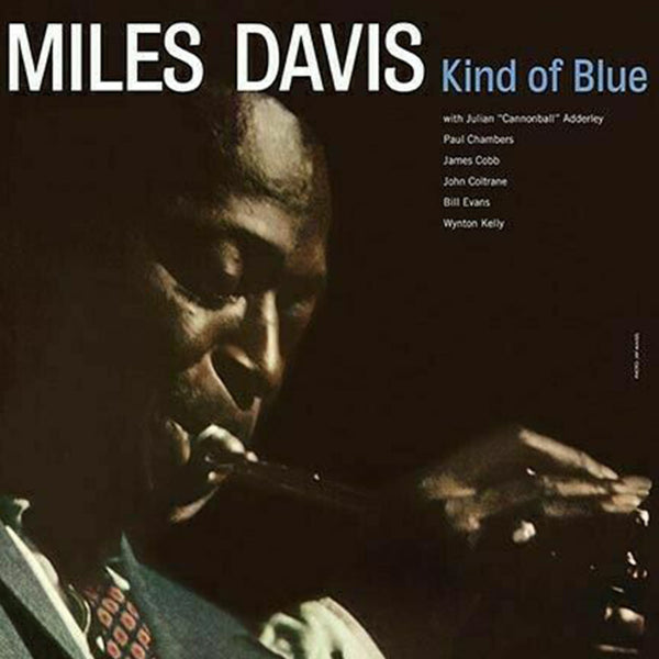 Miles Davis - Kind Of Blue (Deluxe Gatefold Edition)