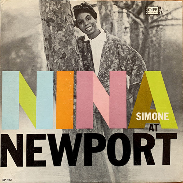 Nina Simone - Nina At Newport LP (Deluxe Gatefold Edition)