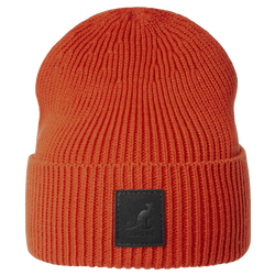 Patch Beanie Fiery Orange (OSFM)