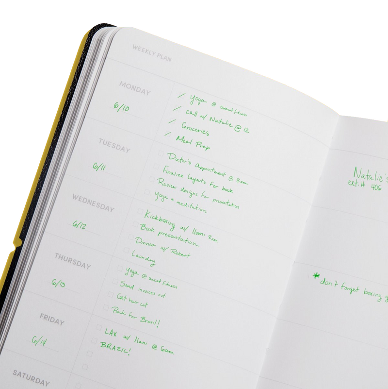 Poketo Simple Planner