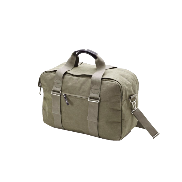 QWSTION Olive Two-Way Weekender