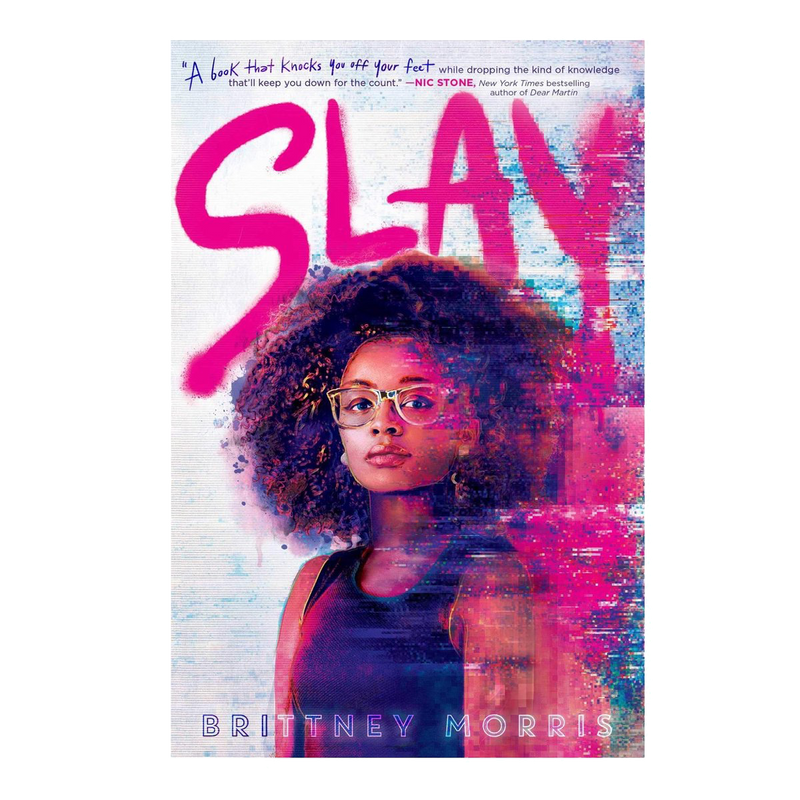 Slay by Brittney Morris (Hardcover)