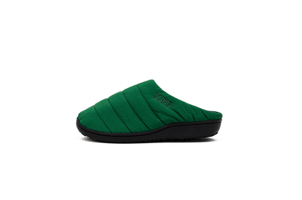 Subu Slipper Artifial Green