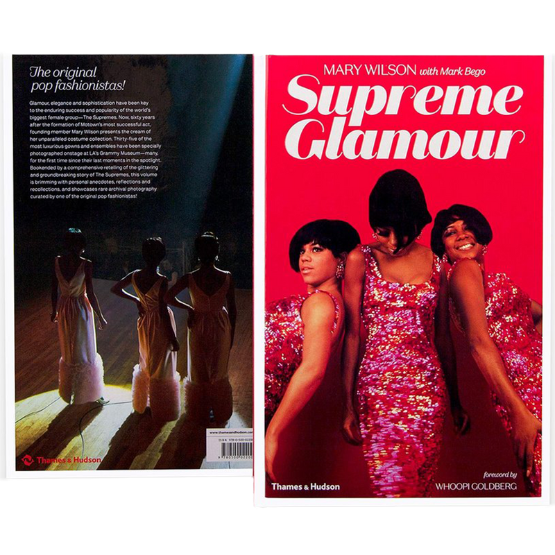 Supreme Glamour (Hardcover)