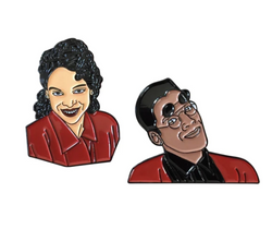 A Different World Pin Set