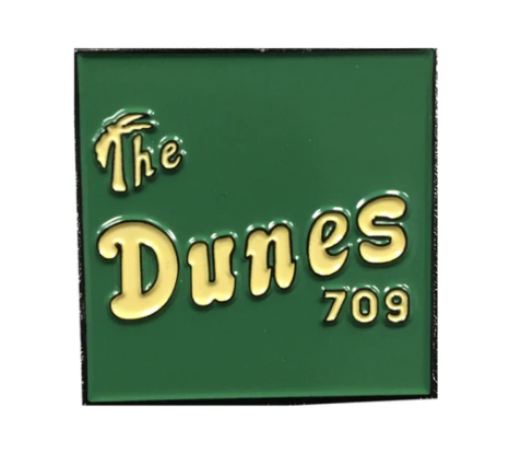 The Dunes Pin
