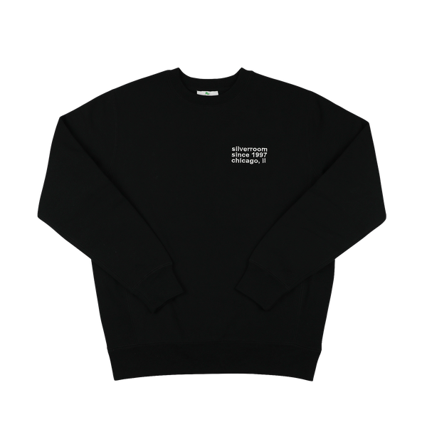 Since 1997 Embroidered Crewneck