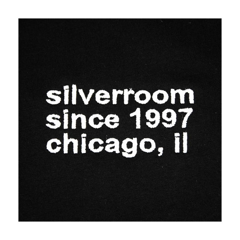 Silverroom Since 1997 Embroidered Crewneck