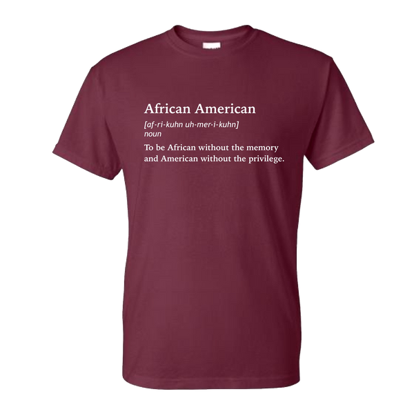 African American Definition by Add-2 Unisex T-Shirt