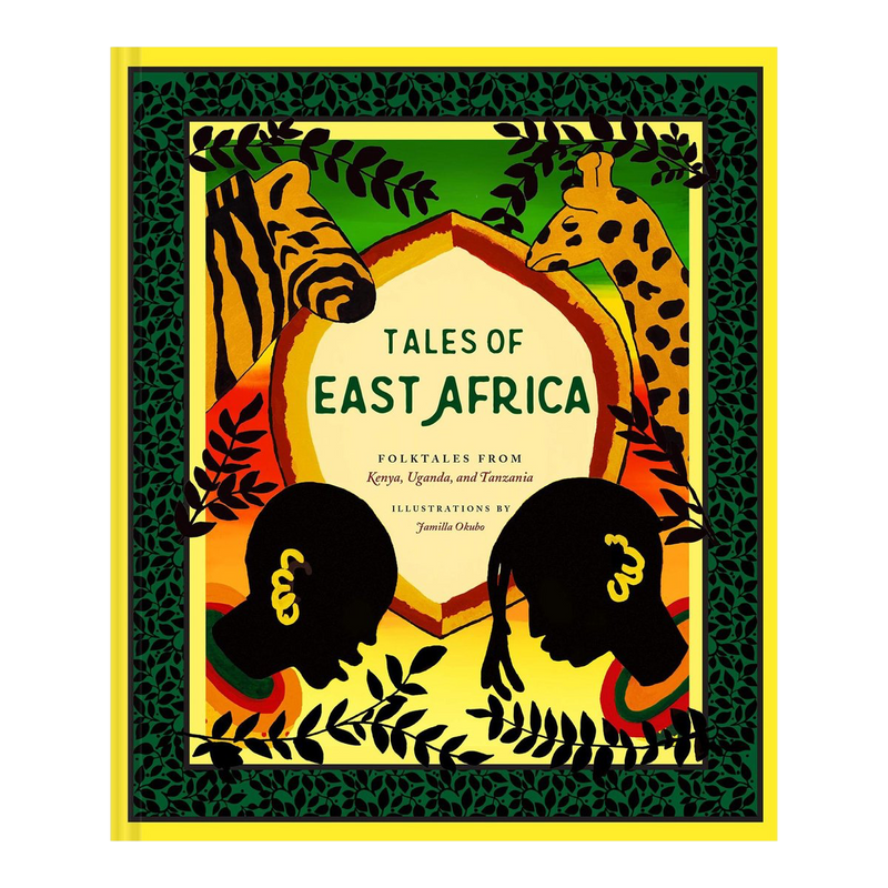 Tales of East Africa: African Folklore Book for Teens and Adults