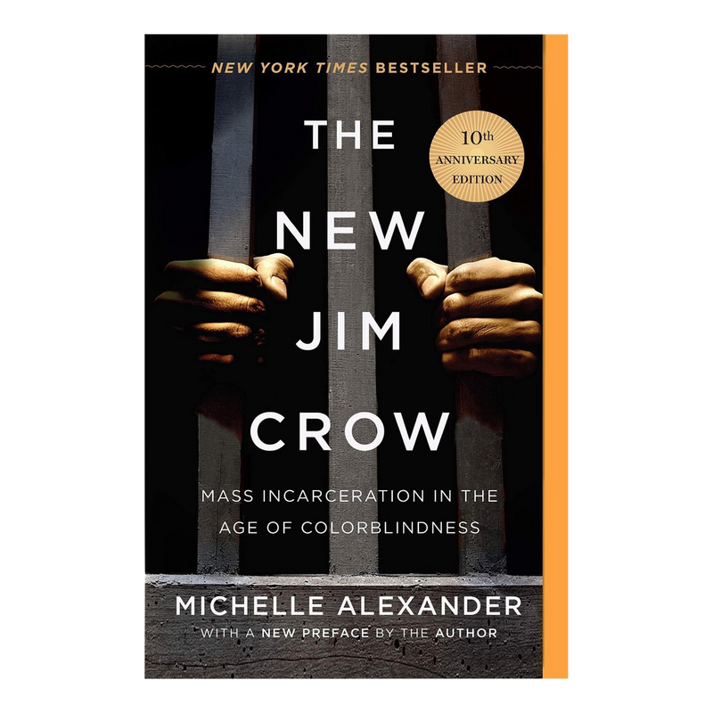 The New Jim Crow (Paperback)