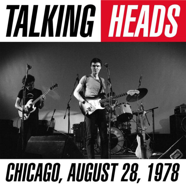 Talking Heads - Live In Chicago 1978 LP