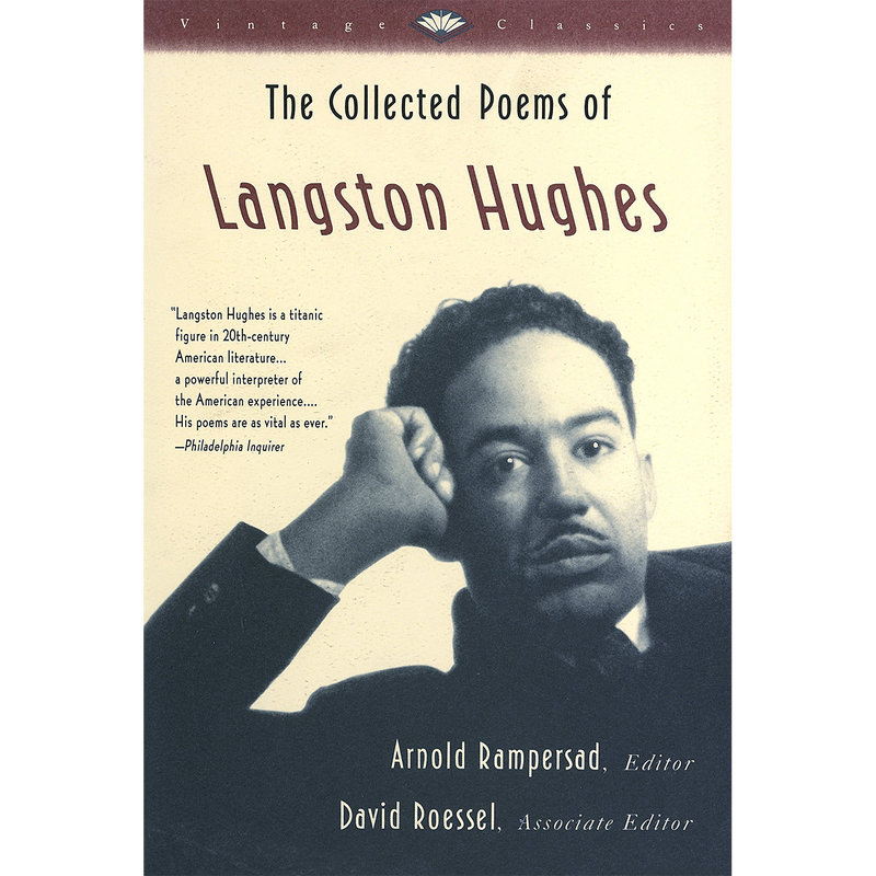 The Collected Poems of Langston Hughes (Vintage Classics) (Paperback)