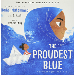 The Proudest Blue (Hardcover)