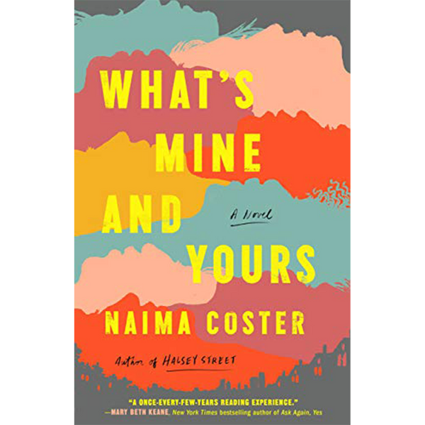 What's Mine and Yours (Hardcover)