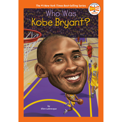 Who Was Kobe Brynt? (Hardcover)