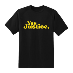 Yes Justice, Yes Peace Men's T-Shirt