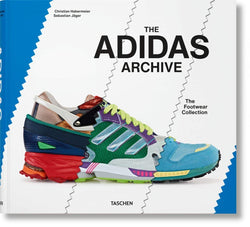 The Adidas Archive - The Footwear Collection Hardcover