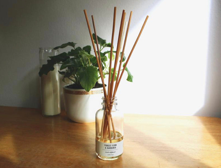 White Sage & Orange Blossom Reed Diffuser